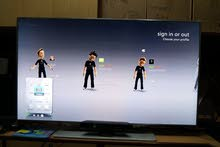 Samsung (3D) smart TV series 7 with camera