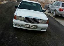 مرسيدس 190 متور 2000