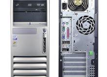 كمبيوتر دسكتوب للعاب المتوسطة جهاز HP اصلي