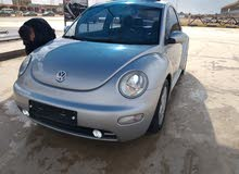 Used condition Volkswagen Beetle 2005 with +200,000 km mileage