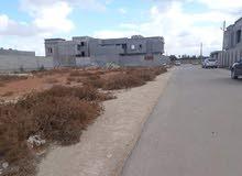 قطعتين أرض فالهواري حي السيده عائشه مخطط المنصوري للبيع