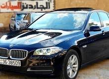 BMW 520i 2016 نقدا أو بالتقسيط على الهوية