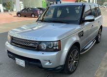 Land Rover Range Rover Sport car for sale 2012 in Jeddah city