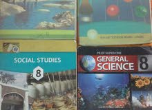 School Books, (PISJ, AIISJ etc)