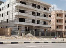 بالشروق شقة 230 متر 3نوم و حمام و مطبخ و ريسبشن سعر المتر 4000