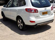 Gasoline Fuel/Power   Hyundai Santa Fe 2012