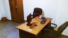 للإيجار مكتب إدارى مفروش فندقى موقع مميز بأحمد عرابى بالمهندسين لرجال الأعمال و أصحاب الشركات