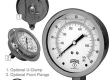 Pressure Gauges -Manufacturer : Winters