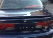 Gasoline Fuel/Power   Kia Sephia 1997