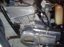 Used Yamaha motorbike made in 2001 for sale