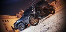 Harley Davidson motorbike made in 2015 for sale