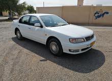 For sale 1998 White Maxima
