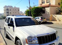 Automatic Jeep Grand Cherokee 2006
