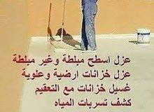 غسيل خزانات رش مبيدات نظامه عامه 0530471226