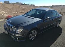E200 بانوراما للبيع او البدل على سيارة حديث
