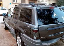 Jeep Grand Cherokee car for sale 2002 in Benghazi city