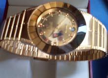 ساعة سويستار القذافي