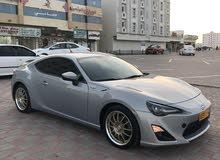 Gasoline Fuel/Power   Toyota GT86 2013