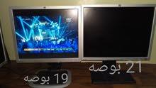 شاشات تلفزيون 19 - 21 - 22 بوصه