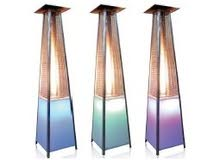 Stainless Outdoor Gas Heater
