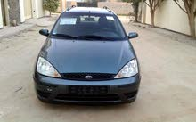 Turquoise Ford Focus 2002 for sale