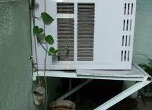 مكيف window LG والصلاة على النبي بتحس حالك قاعد بثلاجة