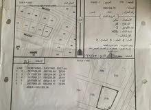 للبيع أرض سكنية كورنر بركاء العقدة 7