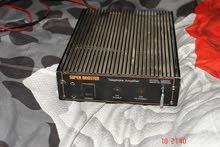 Telephone amplifier