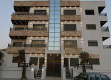 للبيع شقة في مرج الحمام مع تراس 50 م بالتقسيط دون بنوك