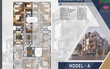 شقة سوبر لوكس  مساحة 125م في التجمع الخامس