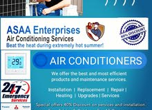 Amazing Discount Offer Get 40% Discount on Air conditioning service installation
