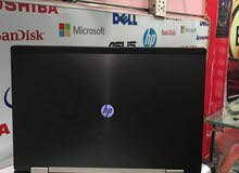 HP EliteBook 8570w workstation core i7 الجيل الثالث