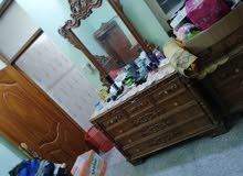 غرفة نوم صاج اصلي تكمة
