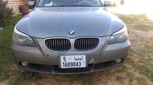 Gasoline Fuel/Power   BMW 530 2007