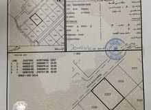 ارض للبيع في مدينة النهضة مربع 18
