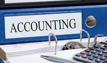 مدرس محاسبة ( مالية 2,1 و متوسطة 2,1 و تكاليف وبنوك )