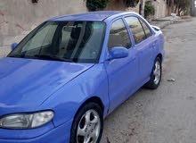 Hyundai Accent 1994 For sale - Purple color