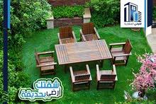 بحدائق الاهرام ارضي بحديقه خاصه 120 م بمقدم 96 الف