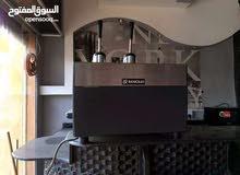 المطلوب مكينة قهوة رنشيلو ذراعين للبيع مستعملة وشكرا