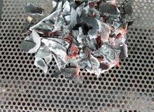 فحم جوز هند (مواد خام للتصنيع)