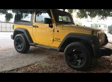 Gasoline Fuel/Power   Jeep Wrangler 2008