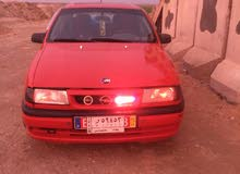 Opel Vectra 1990 For sale - Red color