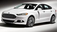 For rent a Ford Fusion 2014