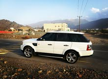 +200,000 km Land Rover Range Rover Sport 2008 for sale
