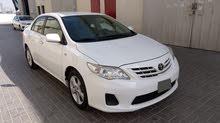 Toyota Corolla 2013 1.8L XLi