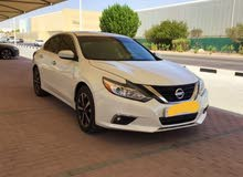 nissan altima 2016 single owner gcc full options