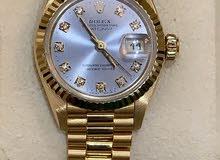 Rolex women full gold 18k