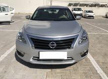 Nissan Altima S 2.5L 2016 Model