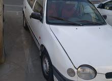 سيارة تويوتا كورولا اتومتك موديل 98