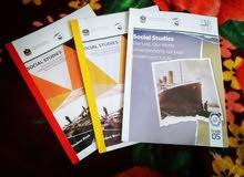 UAE SOCIAL STUDIES GRADE 05 BOOK SET (1, 2 & 3)